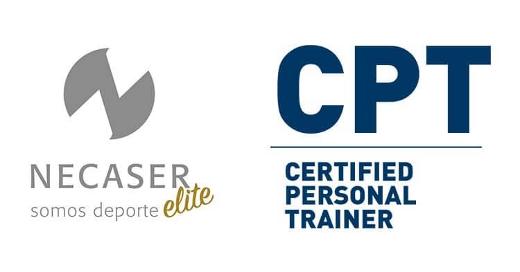 Formacion Necaser CPT - Personal Trainer Certification - Certificación Entrenador Personal